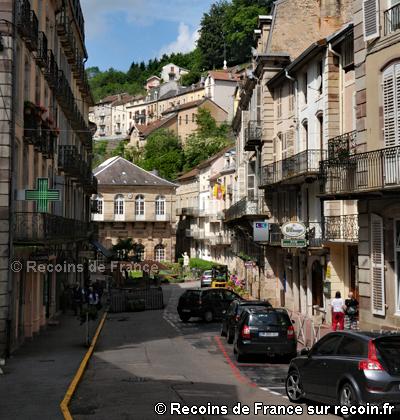 Mille balcons de Plombières