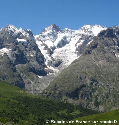Col du Galibier versant Sud