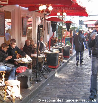 le Sacré Coeur de Montmartre