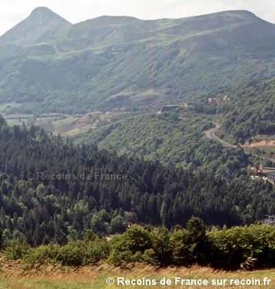 Plomb du Cantal