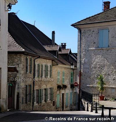 Cité des peintres de Morestel