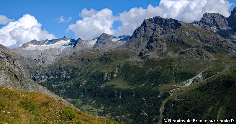 Panorama de Haute Maurienne