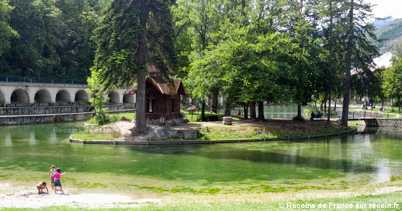 Parc de la Schappe de Briançon