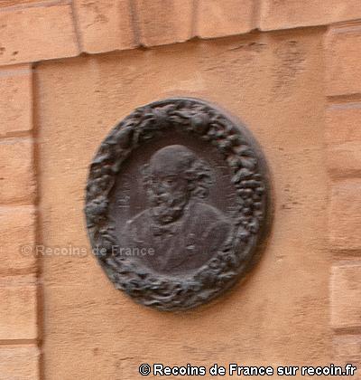 Paul Cézanne dans Aix en Provence