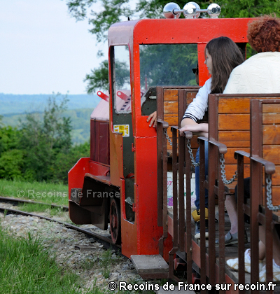Petit Train de Villey le Sec