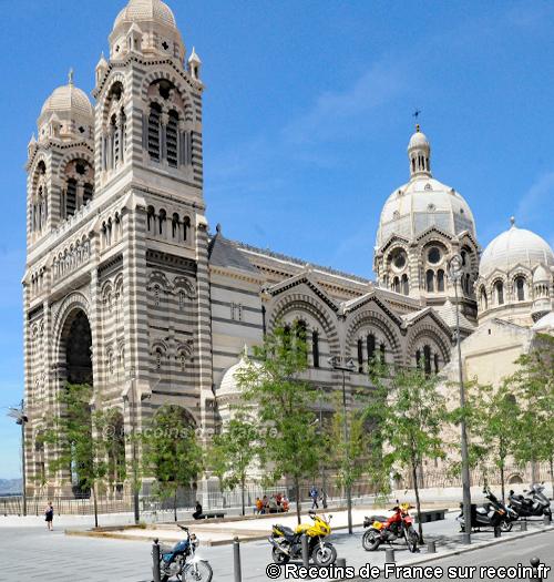 Place de Lenche à Marseille