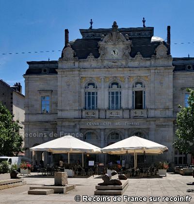 Place de la libert lons le saunier sur - Lons le saunier office du tourisme ...