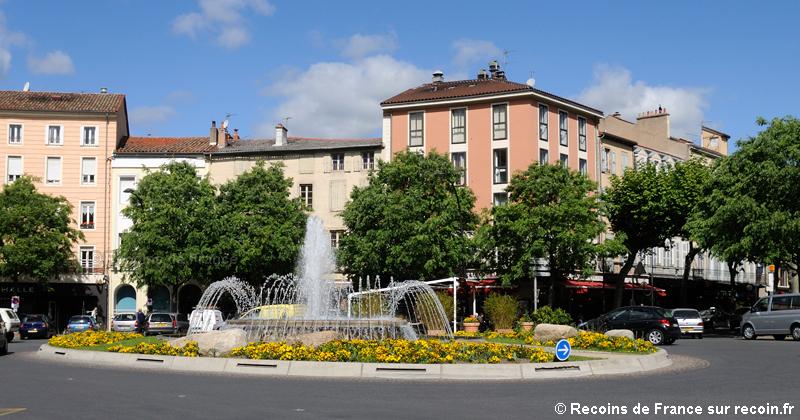 Place Mandarous de Millau