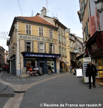 Place Marcellin à Gap