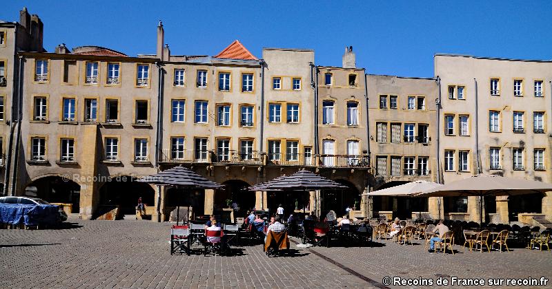 Place Saint Louis de Metz