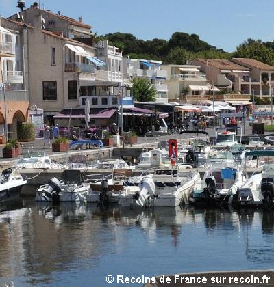 Plage des Lecques de Saint Cyr