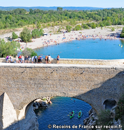 Pont du Diable sur l'Hérault
