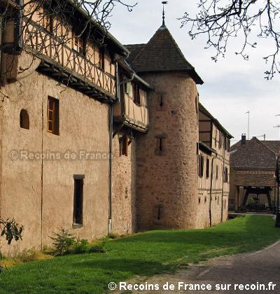Remparts de Riquewihr