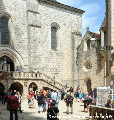Rocamadour cité sacrée