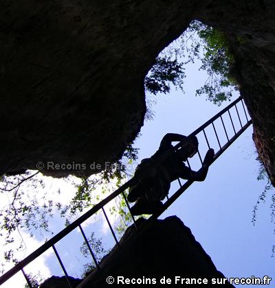 Rocher de Cinglegros Gorge du Tarn