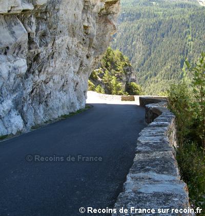 Route des Forts de l'Esseillon