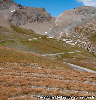Route du col de l'Iseran