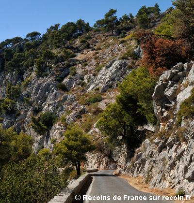 Route du Faron