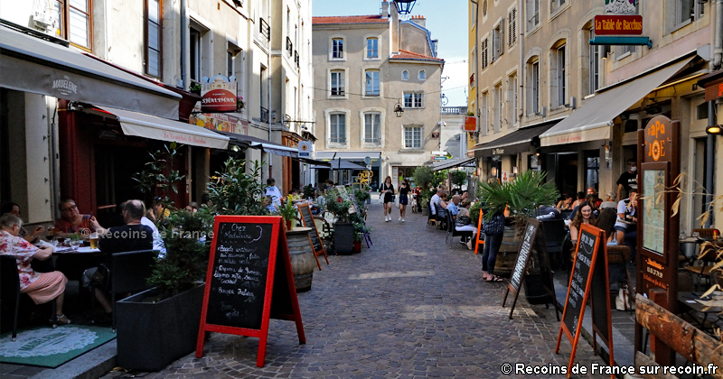 Rue Gourmande de Nancy