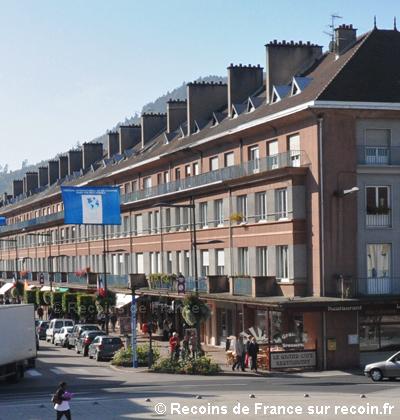 Saint Dié des Vosges