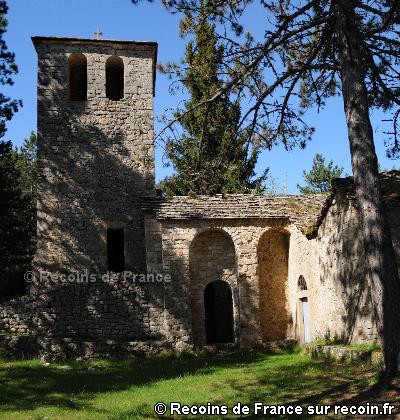 Prieuré de Saint Jean des Balmes