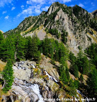 Cascade de Peirastrèche