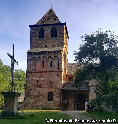Eglise Saint Pierre de Bessuéjouls