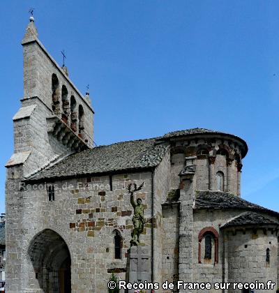 Saint Urcize