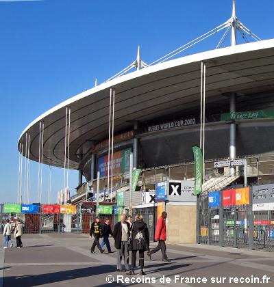 Stade de France de Saint Denis