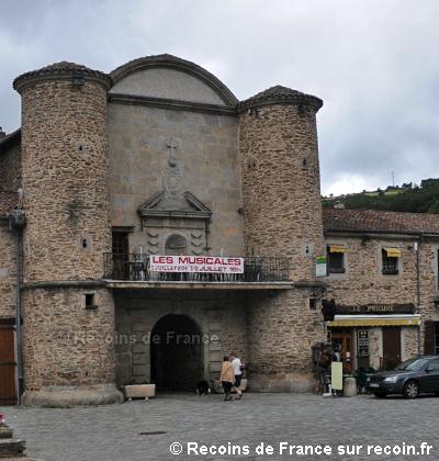 Sainte Croix en Jarez