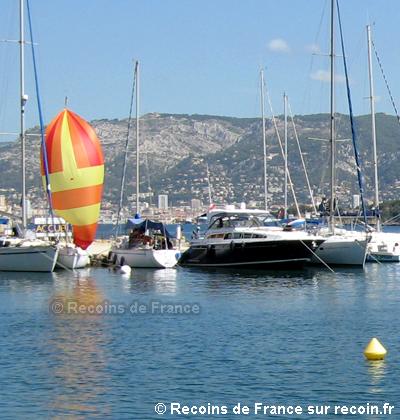 Port de St Mandrier