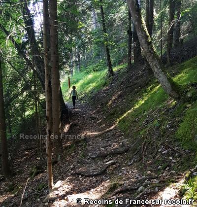 Sentier des Bottières