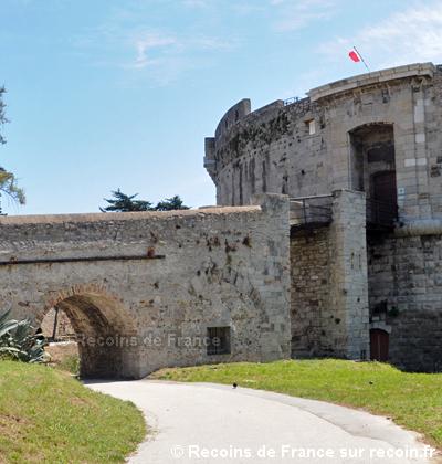 Sentier du littoral Toulon