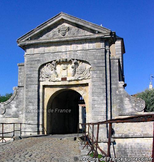 Fortifications de St Martin de Ré