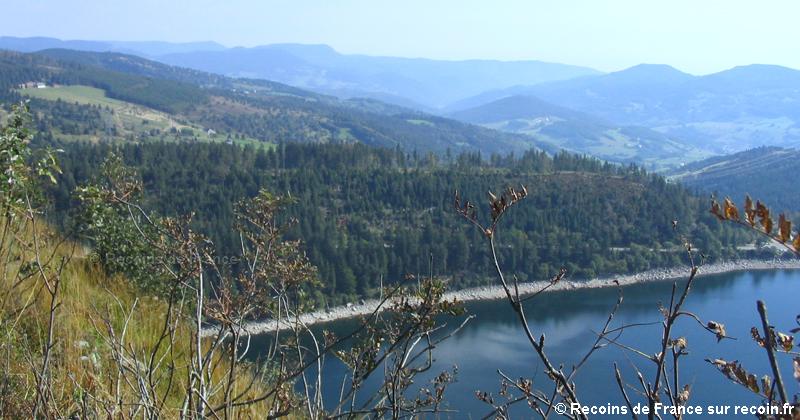 Tour du lac Blanc