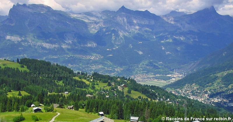le Val Montjoie