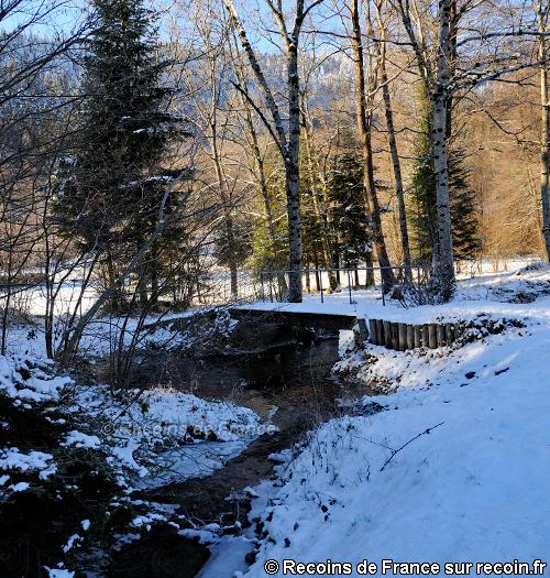 Vallée de la Petite Meurthe