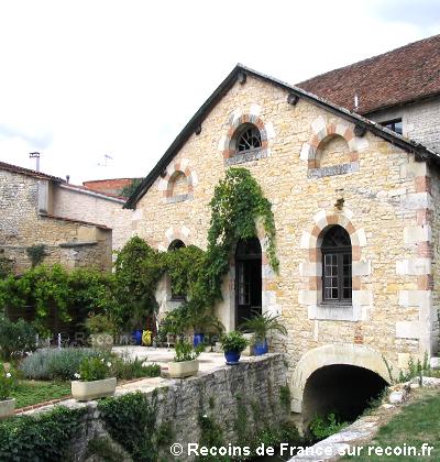 La Charente à Verteuil