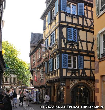 Place de l'Ancienne Douane Colmar