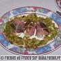 Baluchons de dinde aux poires