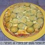 Tarte tatin ananas courgettes