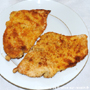 Escalopes panées au fromage de Langres