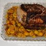 Rôti de porc aux mirabelles