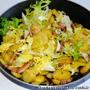 Salade au lard ardennaise