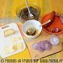 Salade de lentilles au morbier