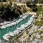 Port Miou la calanque de Cassis