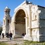 Les Antiques de St Rémy de Provence