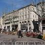 Place de l'Horloge à Avignon