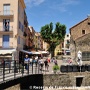 Place de la R�publique � Collioure