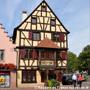 Place Turenne à Turckheim